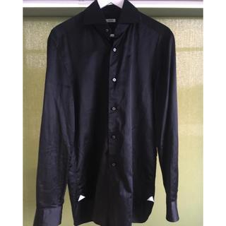 バルバ(BARBA)のバルバ  シルクシャツ  イタリア製(シャツ)