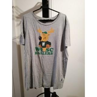 ウィーエスシー(WeSC)のWeSC Tシャツ メンズSサイズ(Tシャツ/カットソー(半袖/袖なし))