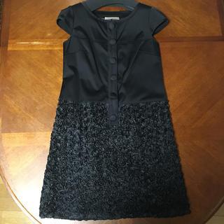 アーティショ(ARTI CHAUT)のドレスアプト ワンピース アナイ デュアルヴュー  ブラーミン アーティショ(ひざ丈ワンピース)