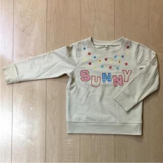 ニシマツヤ(西松屋)の西松屋  トレーナー  キッズ  110(Tシャツ/カットソー)