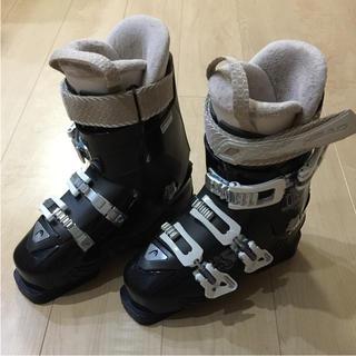 ヘッド(HEAD)の【mikitty様専用】HEADCUBE3スキーブーツ24.0〜24.5cm(ブーツ)