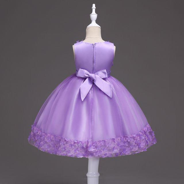 84dc3c8d4524a 子供ーフォーマルドレスフラワーガール 女の子花ドレス子供ドレス キッズ ベビー マタニティ