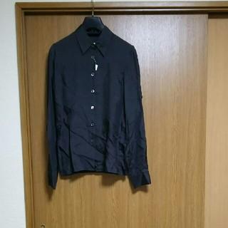 ウィムニールス(WIM NEELS)のお買い得❗新品❤【シルク✨】シャツ(シャツ/ブラウス(長袖/七分))