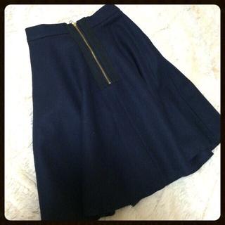 ルカ(LUCA)のAvie サーキュラースカート(ひざ丈スカート)