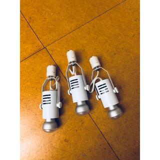 ヤザワコーポレーション(Yazawa)の送料込!LED電球付き!スポットライト 3つセット ¥12,000相当 美品 (天井照明)