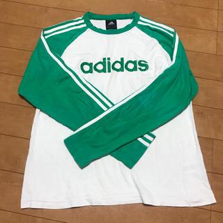 アディダス(adidas)のスーパーセール❗️アディダスロンTサイズL(Tシャツ/カットソー(七分/長袖))