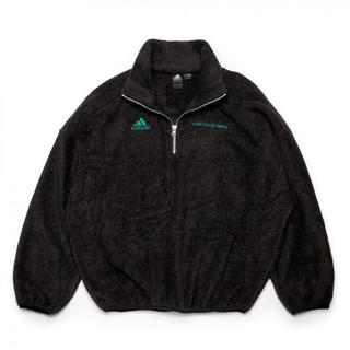 Gosha Rubchinskiy Adidas フリース M ブラック 黒