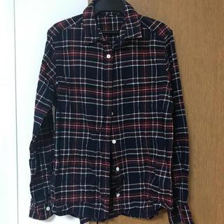 ムジルシリョウヒン(MUJI (無印良品))の無印良品*チェックシャツ(シャツ/ブラウス(長袖/七分))