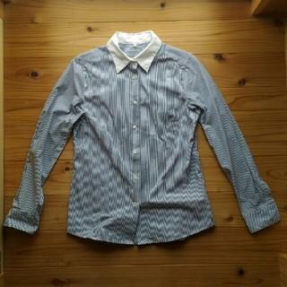 ムジルシリョウヒン(MUJI (無印良品))のレディース シャツ 美品(シャツ/ブラウス(長袖/七分))