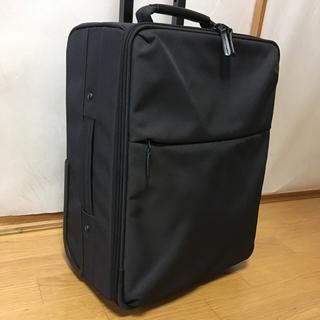 ムジルシリョウヒン(MUJI (無印良品))の無印良品 ソフトスーツケース(スーツケース/キャリーバッグ)