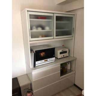 オオツカカグ(大塚家具)のまー姐様専用食器棚 カップボード 大塚家具(キッチン収納)