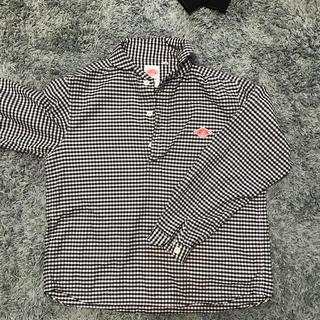 ダントン(DANTON)の【ミルフィーユさん専用】ダントンのポケット付きプロオーバーシャツ 40(シャツ)