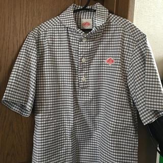 ダントン(DANTON)のダントン プルーオーバーシャツ 半袖(シャツ/ブラウス(半袖/袖なし))