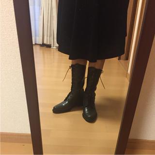 本革 ブーツ(ブーツ)