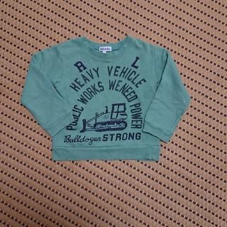シューラルー(SHOO・LA・RUE)のトレーナー100(Tシャツ/カットソー)