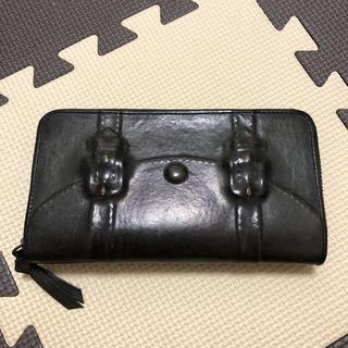 ミハラヤスヒロ(MIHARAYASUHIRO)のミハラヤスヒロ 炙り出し 長財布(長財布)