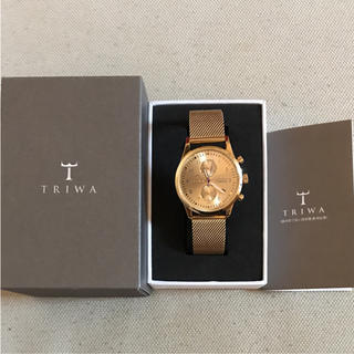 トリワ(TRIWA)のtriwaの腕時計 トリワ(腕時計(アナログ))