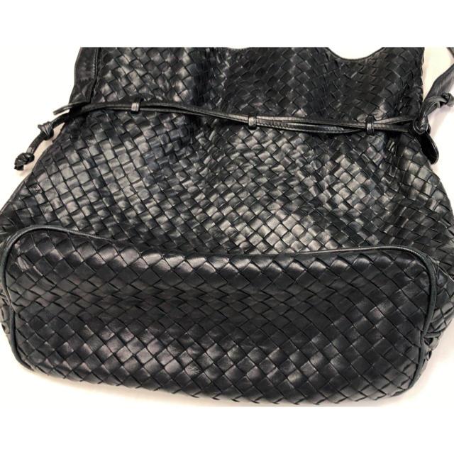 reputable site cd593 1b91b ボッテガヴェネタ ショルダーバッグ レディース 巾着 バッグ 正規品