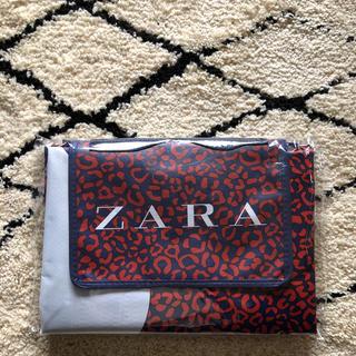 ザラ(ZARA)の新品未使用ZARA ノベルティオリジナルピクニックマット (ノベルティグッズ)