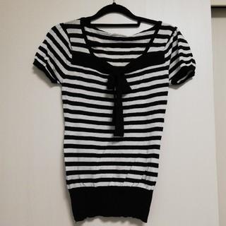 アンナルナ(ANNA LUNA)のアンナルナ ボーダー トップス(Tシャツ(半袖/袖なし))