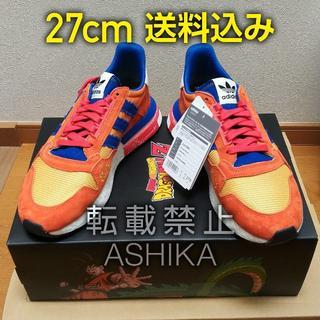 アディダス(adidas)の27cm ZX 500 RM DB D97046 ドラゴンボール 悟空(スニーカー)