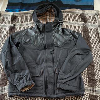 イレイト(ELATE)のELATE mountain jacket マウンテン ジャケット size 1(マウンテンパーカー)