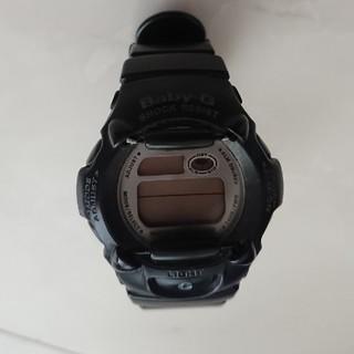 ベビージー(Baby-G)のBaby-G G-SHOCK ブラック(腕時計(デジタル))