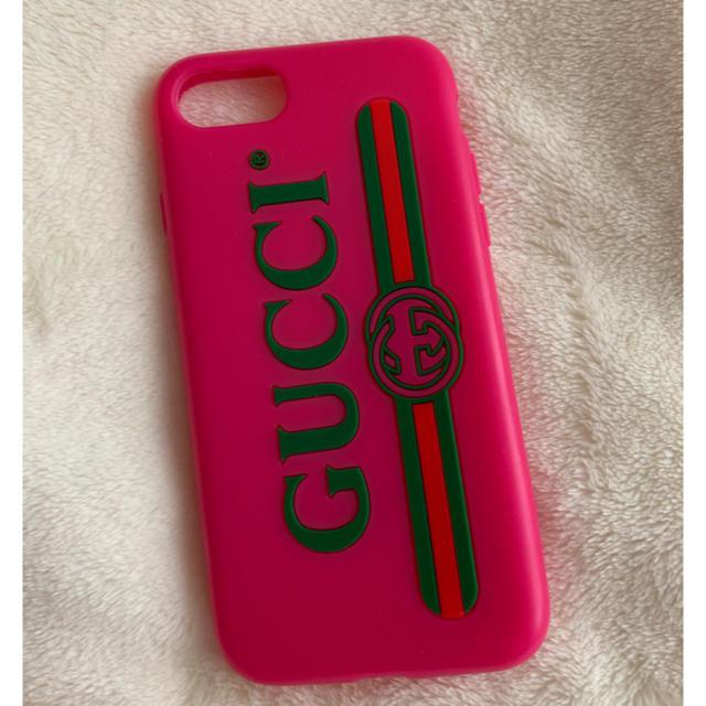 Gucci - GUCCI iPhoneケースの通販 by S☆'s shop|グッチならラクマ