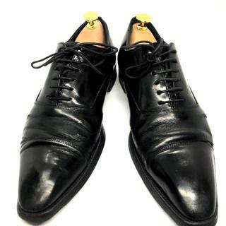 バーバリーブラックレーベル(BURBERRY BLACK LABEL)のバーバリーブラックレーベル  ストレートチップ 革靴(ドレス/ビジネス)