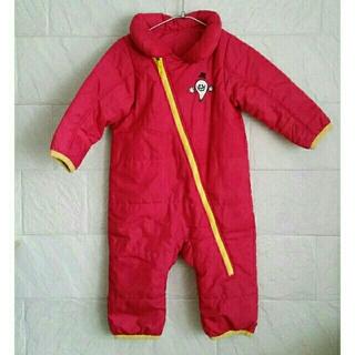 ブリーズ(BREEZE)の防寒ジャンプスーツ(ジャケット/コート)
