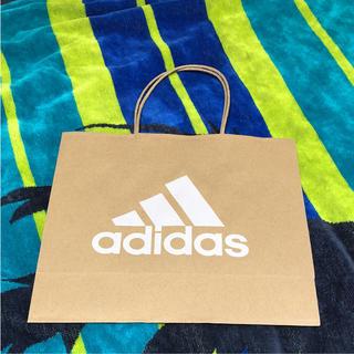 アディダス(adidas)のadidas ☆  ショップ袋(ショップ袋)