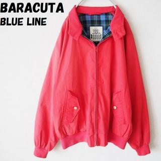 バラクータ(BARACUTA)の【人気】バラクータ BLUE LINE G9 スイングトップ サイズ38 レッド(ブルゾン)