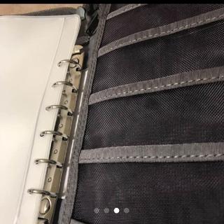 MUJI (無印良品) - 無印良品 パスポートケース リフィル付き!グレー 新品