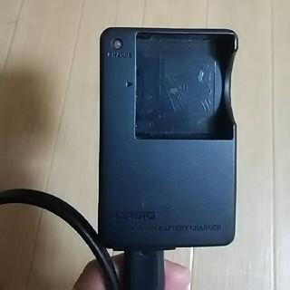 カシオ(CASIO)のカシオ デジカメ 充電器(コンパクトデジタルカメラ)