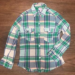 デニムダンガリー(DENIM DUNGAREE)のチェックシャツ デニムアンドダンガリー(ブラウス)