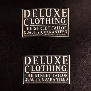 デラックス(DELUXE)のDELUXE ステッカー(その他)