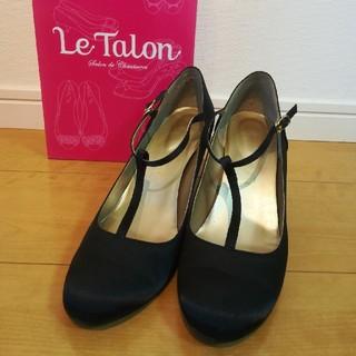 ルタロン(Le Talon)の LeTalon  Tストラップパンプス (ハイヒール/パンプス)