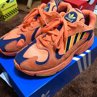 アディダス(adidas)のadidas yung1 yung-1 オレンジ 27cm(スニーカー)