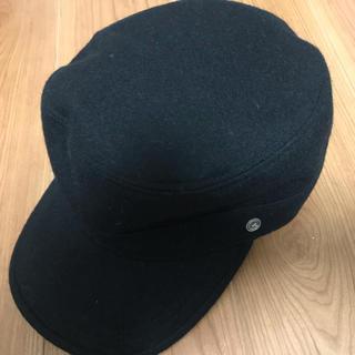 カシラ(CA4LA)のca4la 帽子 (キャップ)