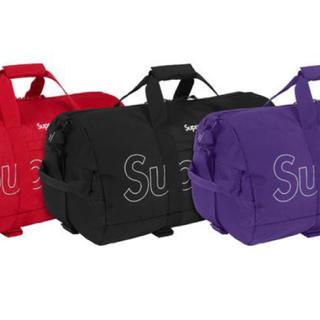 シュプリーム(Supreme)のsupreme  18FW  Duffle Bag(ボストンバッグ)