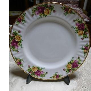 ロイヤルアルバート(ROYAL ALBERT)の【新品・未使用】ロイヤルアルバート 大皿 4枚セット(食器)