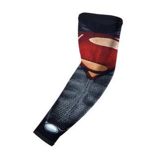 126  スーパーマン アームカバー フリーサイズ メンズ(その他)