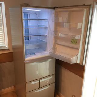トウシバ(東芝)のけろけろ様専用 ★東芝ノンフロン冷凍冷蔵庫 GR-D43G(NS)2011年製★(冷蔵庫)