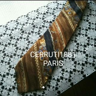 セルッティ(Cerruti)のチェルッティCERRUTI1881 ネクタイ【新品】(ネクタイ)