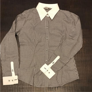 シマムラ(しまむら)の長袖シャツ  Mサイズ相当(シャツ/ブラウス(長袖/七分))