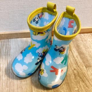 ディズニー(Disney)のDisney レインブーツ(長靴/レインシューズ)