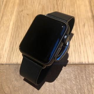 アップルウォッチ(Apple Watch)の【Apple Watch】Series 3 GPSモデル(腕時計(デジタル))