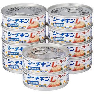 防災・保存食に シーチキン Lフレーク 70g×30缶(缶詰/瓶詰)
