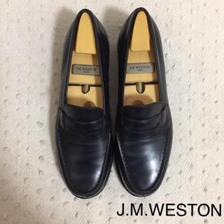 ジェーエムウエストン(J.M. WESTON)のJ.M.ウェストン 4(ローファー/革靴)