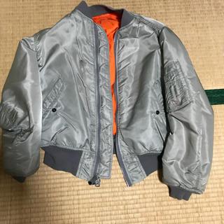 alpha アルファ ma-1 フライト ジャケット
